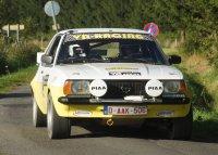 Dirk Van Rompuy-Jens Vanoverschelde - Opel Ascona B