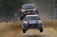 Larsson versus Bryntesson in Euro RX