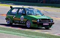 Tom Laureyns - VW Golf