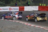 Nitiss & Solberg - RallycrossRX Supercar