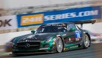 Al Faisal/Webb/Christodoulou/Morley/Montecalvo - Black Falcon-team Mercedes-Benz SLS AMG GT3