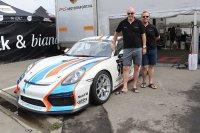 PG Motorsport - Porsche Cayman GT4 MR - Tjarco Jilesen - Paul Geeris
