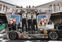 João Barbosa, Christian Fittipaldi en Felipe Albuquerque - Action Express Racing