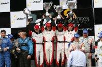 Algemeen podium 24 Hours of Zolder 2007