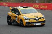 Filip Uyttendaele - Renault Clio 4 Cup