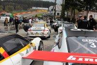 Porsche GT3 Cup Challenge Benelux te Spa