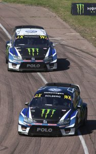 Solberg & Kristoffersson - VW Polo Supercar
