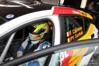 Pierre-Yves Corthals - DG Sport Compétition Opel Astra TCR