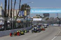 Start Long Beach ePrix