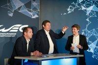Presentatie van de deelnemers aan de 24H du Mans