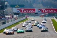 Start race 2 Porsche Carrera Cup Benelux