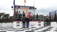 Podium na race 1 Superlights Challenge - New Race Festival 2016