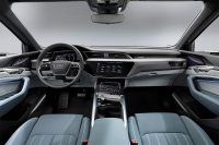 Interieur Audi e-tron Sportback