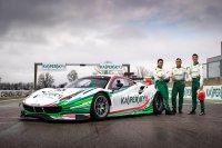 Kaspersky Motorsport - Ferrari 488 GT3
