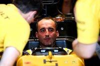 Robert Kubica - Renault R.S.17