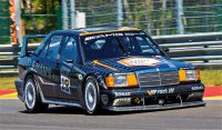 Gentleman's Fair - Mercedes 190 16V EVO