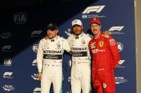 Top drie kwalificatie GP Australië