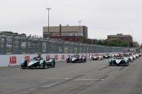 Start 2021 Formula E New York E-Prix 2