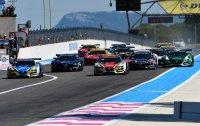 Start endurance race Paul Ricard