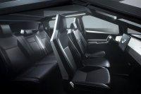 Interieur Tesla Cybertruck