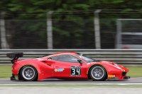 #34 Scuderia Praha Ferrari 488