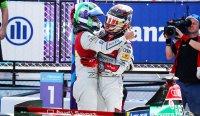 Lucas Di Grassi en Daniel Abt winnen het teamkampioenschap