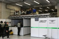 pitbox Bentley Team HTP
