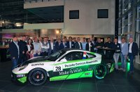 Xavier Maassen - Porsche 911 GT3 Cup