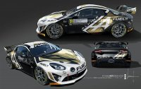 Gino Bux - Alpine A110 Rally R-GT