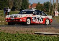Paul Lietaer - Opel Manta 400