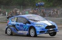 Steve Volders - Ford Fiësta turbo