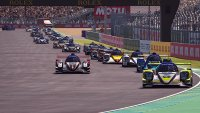 Start Virtual 24 Heures du Mans