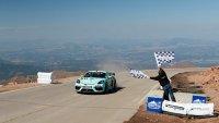 Kathy Mead, 981 Cayman GT4 Clubsport, Pikes Peak International Hill Climb 2020