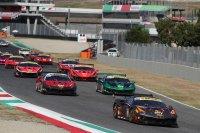 Ferrari Challenge (Coppa Shell) @ Circuit Mugello