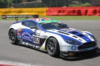 Andrew Howard/Jonny Adam - Beechdean AMR Aston Martin Vantage V8