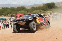 Cyril Despres-David Castera - Peugeot 2008 DKR