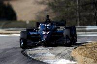 Grosjean in de wagen van Dale Coyne Racing