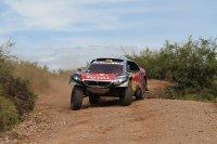 Stephane Peterhansel-Jean-Paul Cottret - Peugeot 2008 DKR