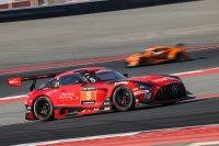 HRT Abu Dhabi Racing - Mercedes AMG GT3