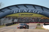 Maxime Martin dichtte snel het gat met de leidende Audi