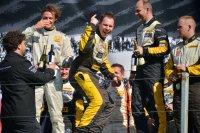 Podium Clio Challenge - Zandvoort race 1