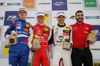 Podium race 1 Red Bull Ring