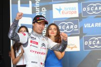 Met Ma Qing Hua reeds Chinese rijder in WTCC