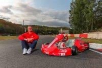 Ralf Schumacher - RS Kart