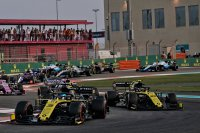 Renault F1 Team in 2019