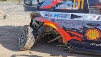 Hyundai i20 WRC van Thierry Neuville