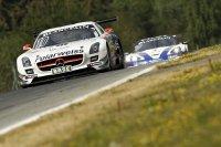 HTP Motorsport - Mercedes SLS AMG GT3 #10
