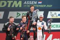 Podium DTM Assen Race 2