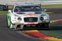 M-Sport - Bentley Continental GT3