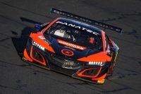 #77 Acura NSX GT3 of Rodrigo Sales and Matt McMurry, Compass Racing
